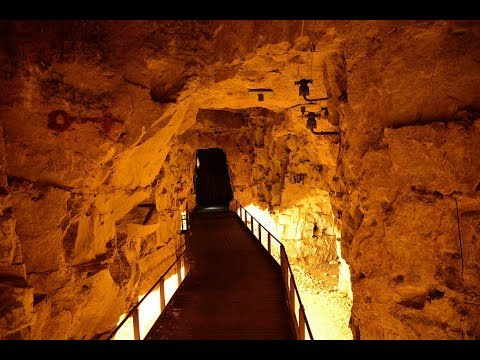 Places To See In ( Arras - France ) Wellington Tunnels