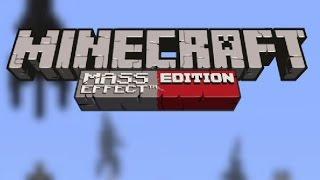 Mass Effect в Minecraft [PS4]