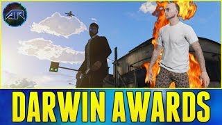 GTA 5 Online : Top Gun Challenge - Darwin Awards