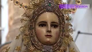 Traslado de la Virgen del Rosario a Santa Cruz (Corpus Christi de Cádiz 2018)