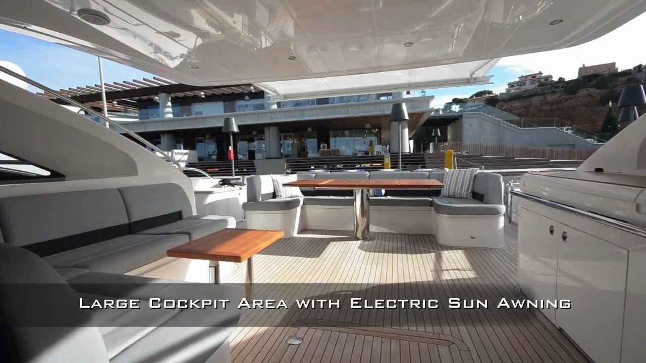 Luxury Princess V78 Motor Yacht YouTube