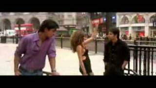 dont`t touch me from dhoom 2 mix with aap ki kashish