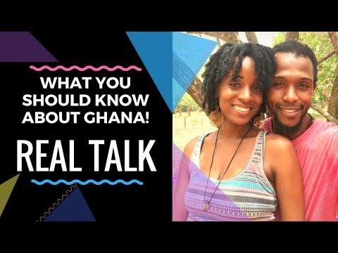 What We Learned While Living In Ghana! Advice & Tips!