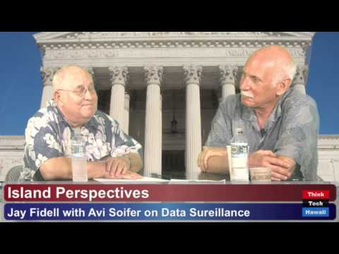 Data Surveillance How Now the Constitution with Avi Soifer