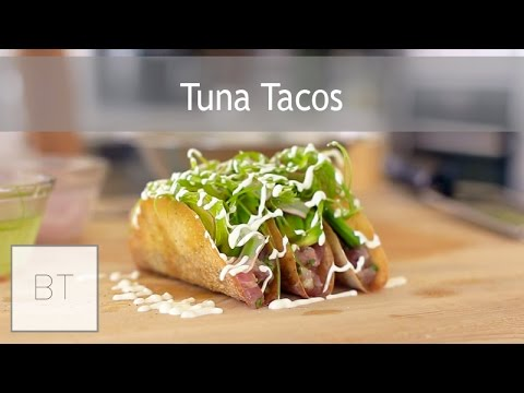 Tuna Tacos   Byron Talbott