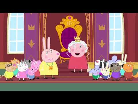 Мультфильм мультики свинка пеппа