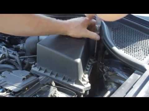 How To Change Air Filter At Wv Polo 6r 1 2 Litres Cgpa