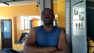 Спортивное питание на развес ест даже Джордж(, 2014-05-26T08:55:51.000Z)