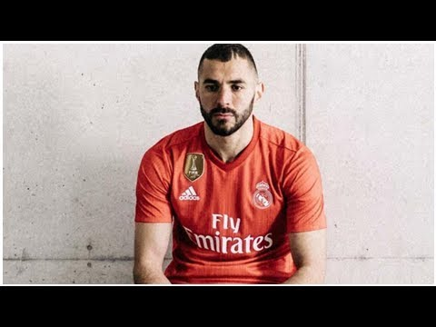camiseta real madrid 2018 2019
