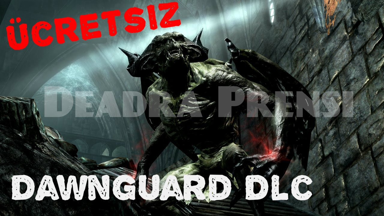 how to get dawnguard dlc for free