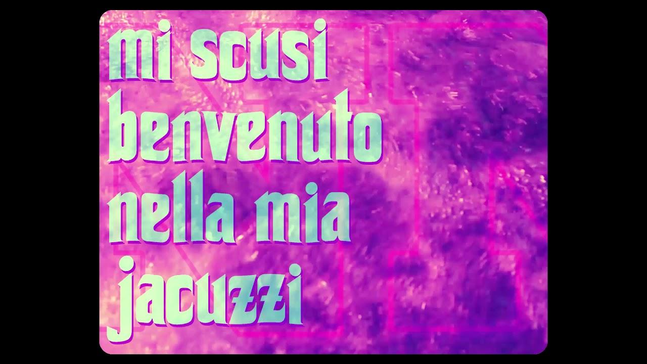 SANNI - Jacuzzi (Lyriikkavideo)