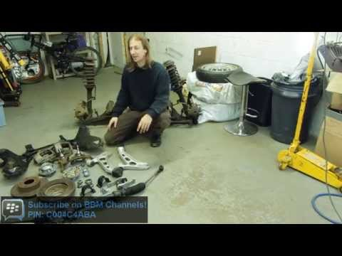 Part 39: Front Suspension & Rack and Pinion Conversion, Part 1 - My 76 Mazda RX-5 Cosmo Restoration