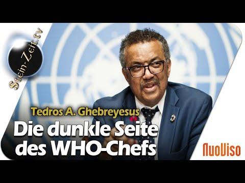 Die dunkle Seite des WHO-Chefs