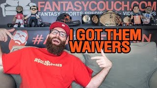 Week 15 Waiver Wire Pickups Fantasy Football 2016
