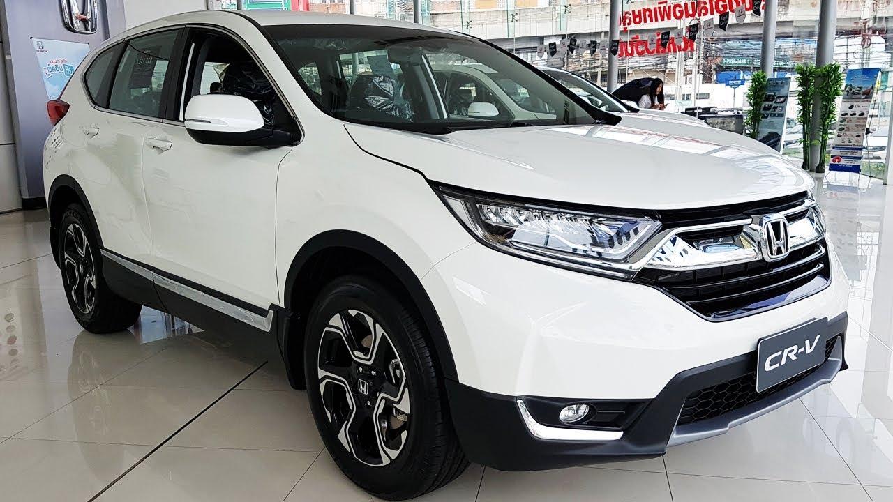 Honda Cr V 2 4 El 4wd ราคา 1 549 000 บาท Youtube