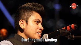 Video Live Wedding Music! Din Shagna Da+ Mangalyam Tantunanena download MP3, 3GP, MP4, WEBM, AVI, FLV September 2018