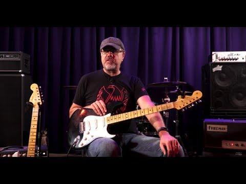 Fender Custom Shop Jimi Hendrix Voodoo Child Signature Stratocaster  •  Wildwood Guitars