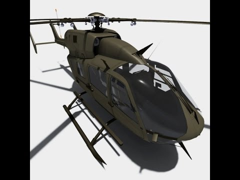 3D Model Eurocopter UH-72 Lakota at 3DExport.com