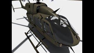 3D Model Eurocopter UH-72 Lakota at 3DExport.com