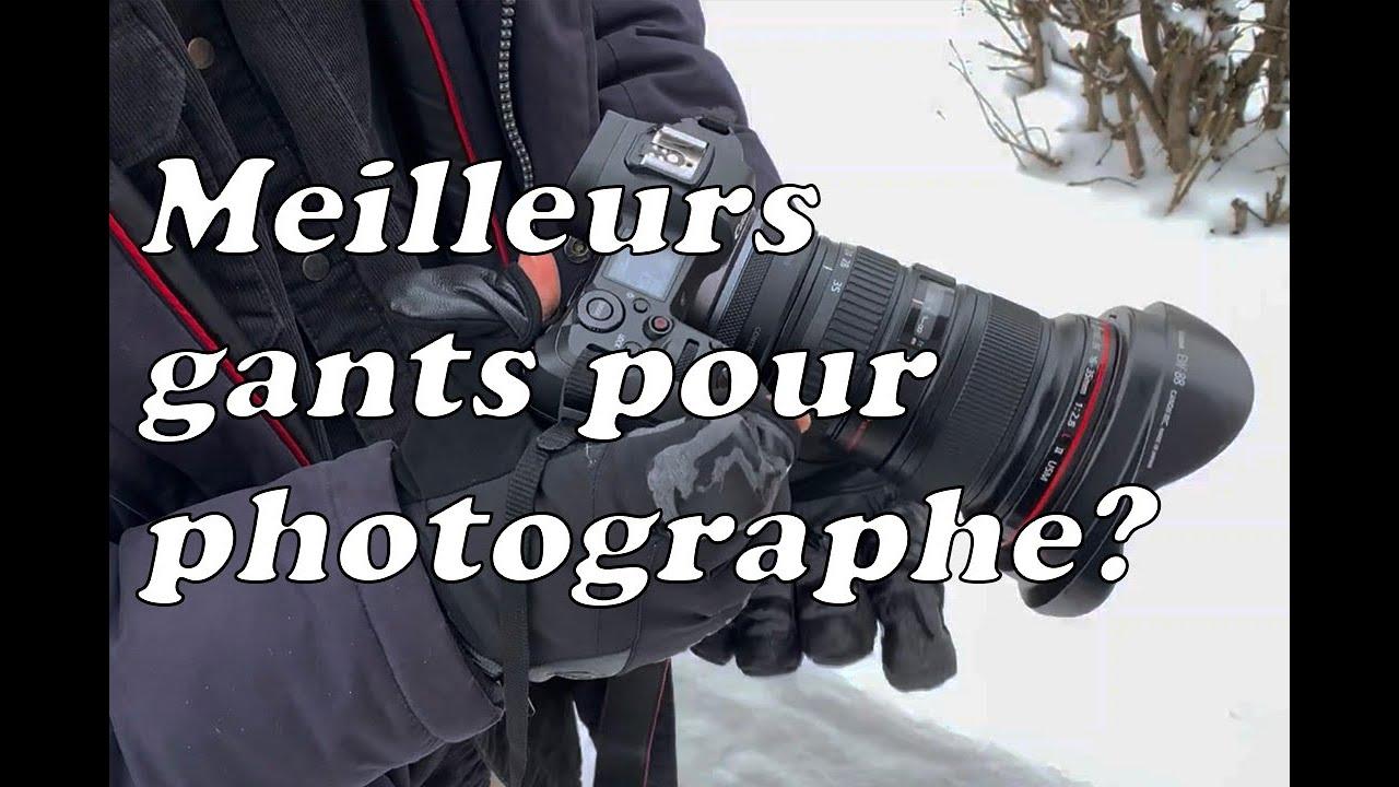 Meilleur Site Pour Photographe banc d'essais: gants pour photographes vallerret