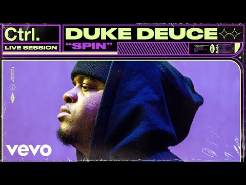 Duke Deuce – SPIN (Live Session) | Vevo Ctrl