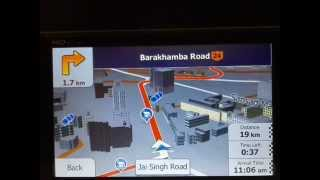 India -  GPS Navigation,  at Delhi - 2