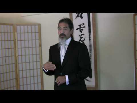 Dr Mikio Sankey Esoteric Acupuncture Workshop