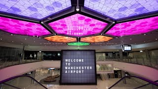 Manchester Airport's New Terminal 2 Fly-Through - ...