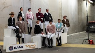 Dressed for success! - SAAB Topp 10 Dressage - Behind the scenes photo shoot