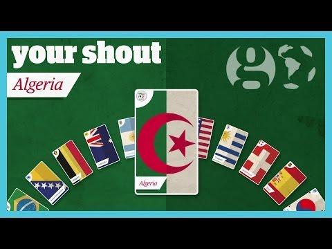 Algeria: Vivacious Footballers | Your Shout: The Fans' World Cup Preview