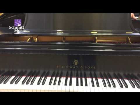 Used Steinway & Sons Concert Grand, Model D in Kansas City