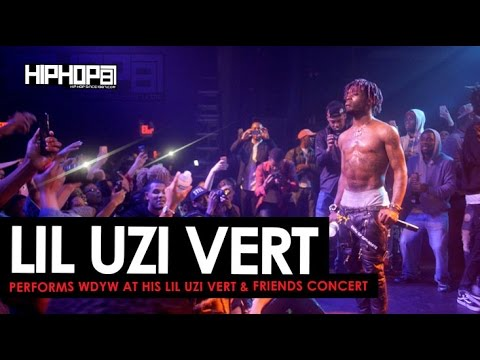 "Lil Uzi Vert Performs ""WDYW"" at his ""Lil Uzi Vert & Friends Concert"" (HHS1987 Exclusive)"