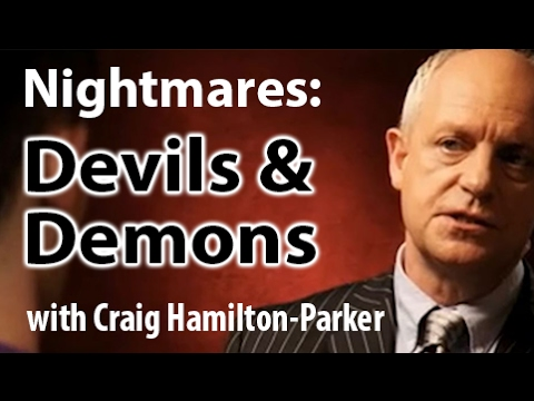 Nightmares About Devils, Demons and the Golem - Dream Meanings and Interpretation.