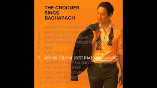 Richard Poon - The Crooner Sings Bacharach (FULL ALBUM PREVIEW)