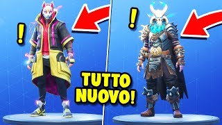 "BATTLEPASS SEASON 5 SHOPPATO ALL, NEW SKINS ""SEGRETE"" - Fortnite ITA"