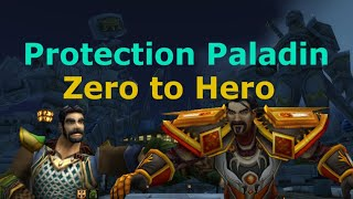 World of Warcraft Classic: Protection Paladin