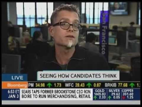 Glassdoor's Oddball Interview Questions 2011 on Bloomberg TV