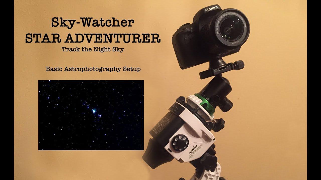 Beginner Backyard Astrophotography with kit lens ep 2