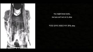 Finesse - Bryan Cha$e (feat. Okasian, Dok2) [ENG SUB / HANGEUL]