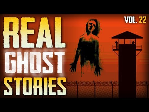 Haunted Night Shift In Jail | 10 True Scary Paranormal Ghost Horror Stories (Vol. 22)