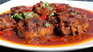 How To Cook Haitian Oxtail  The Ultimate Oxtail Stew  Recipe