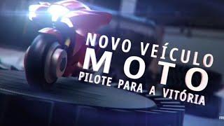 Novo veículo (MOTO) no FREE FIRE