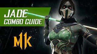 Jade Combo Guide (Tournament/Ranked) – Mortal Kombat 11