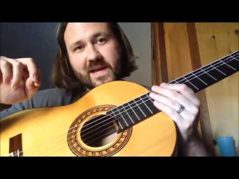 What's the difference between a classical and a Flamenco guitar?