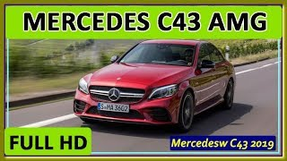 MERCEDES C43 AMG - New 2019 Mercedes C43 AMG Couple Review #mercedesc43amg