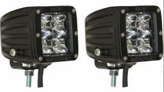 Rigid Industries - Dually LED Jeep Lighting - Jeep Offroad Lighting