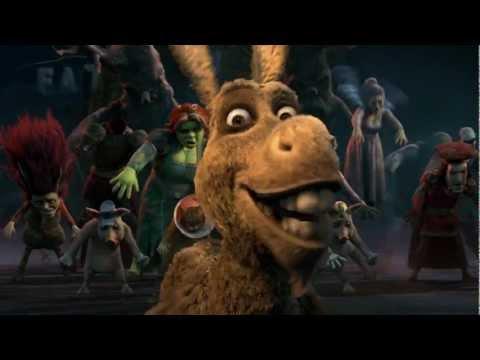 Shrek Thriller homenaje a Michael Jackson (Latino)