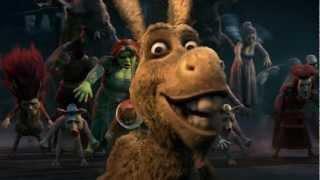 Repeat youtube video Shrek Thriller homenaje a Michael Jackson (Latino)