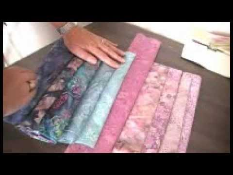 Bargello Quilting Part 2 By Arbeedesigns Youtube