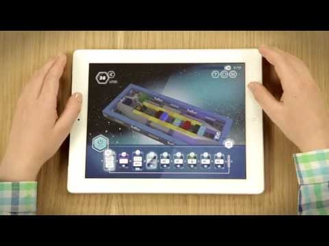 Robot School - an app to teach kids programming concepts